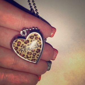 Friends Locket Necklace